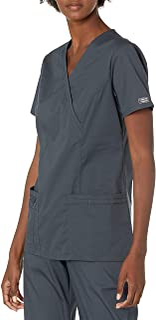 Cherokee Women's Workwear Core Stretch V-Neck Scrubs Shirt