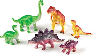 Learning Resources Jumbo Dinosaurs: Mommas and Babies Toy Se