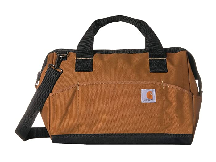 Carhartt  Trade Large Tool Bag (Brown) Athletic Handbags