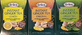 GRACE INSTANT GINGER TEA VARIETY PACK