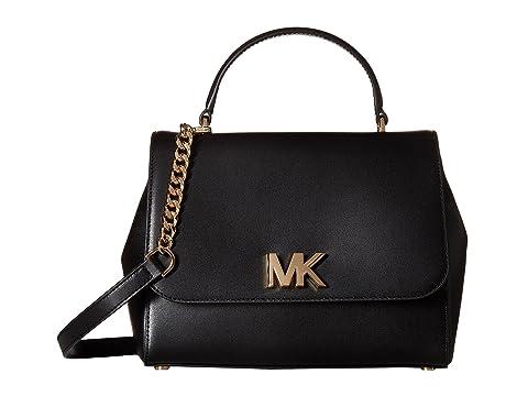 Mott medium satchel - Blue Michael Michael Kors 9pZVXA