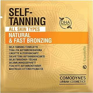 24 pack -COMODYNES Self-Tanner Towels