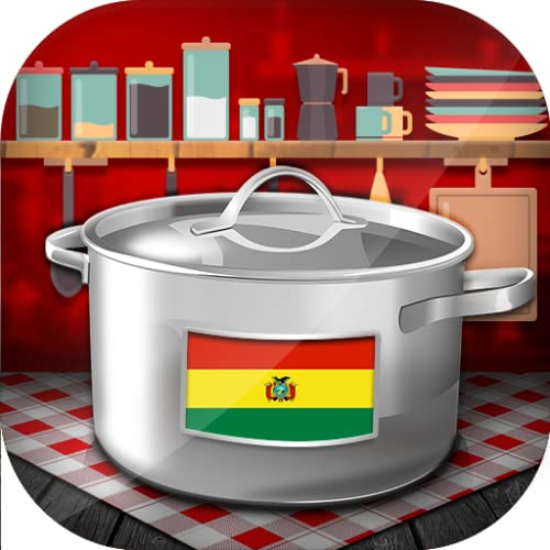 Bolivian Food Recipes - Typical Bolivian Cuisine to Cook to for Free on the Phone and Tablet