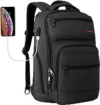 Tigernu Travel Laptop Backpack Business Anti Theft Slim Backpacks with USB Charging Port Water Resistant Bookbag for Women...