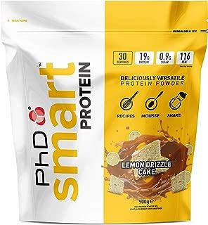 PhD Smart Protein Powder Lemon Drizzle Cake, 900 gm