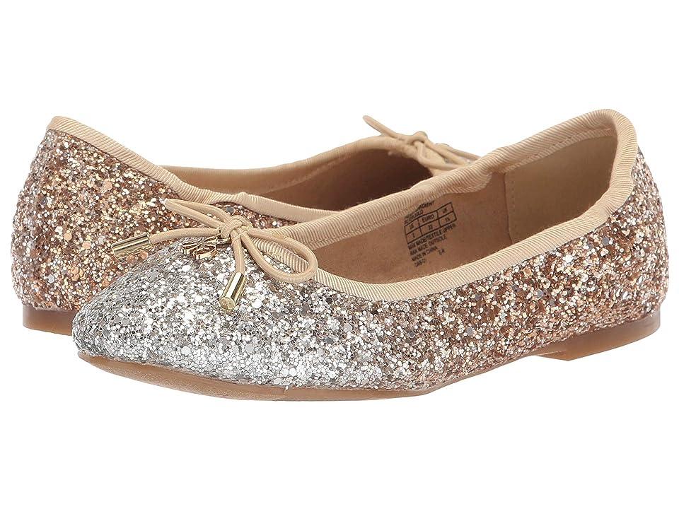 Sam Edelman Kids Felicia Gradient (Little Kid/Big Kid) (Silver/Gold) Girls Shoes