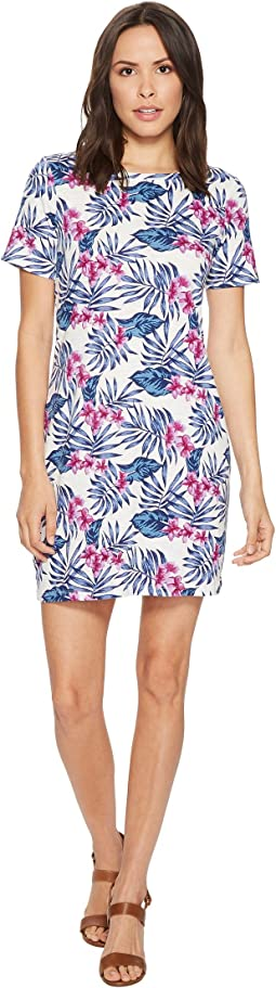 Tommy Bahama - Maypop Short Sleeve Short Dress