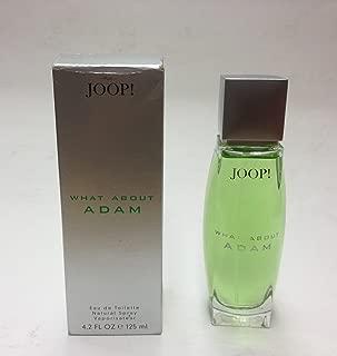 What About Adam By Joop! For Men. Eau De Toilette Spray 4.2 Ounces