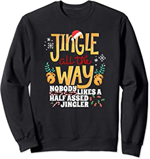 jingle sweater with bells