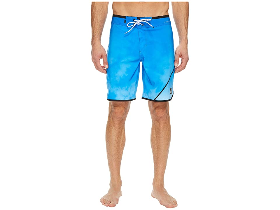Quiksilver New Wave 19 Boardshorts (Electric Blue) Men