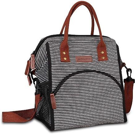 50ca71734c39 Amazon.com: Shoulder Bag - Square / Lunch Boxes / Travel & To-Go ...