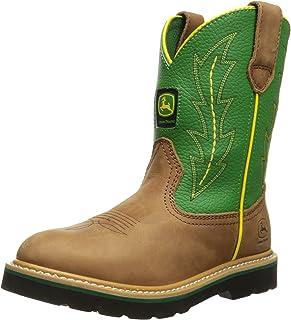 John Deere 3186 Western Boot (Little Kid/Big Kid)