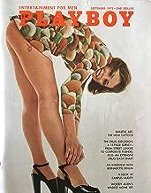 Playboy Magazine, September, 1972 (Vol. 19, No. 9)