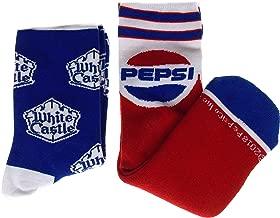 Best pepsi socks white Reviews