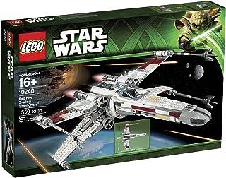 輸入レゴスターウォーズ LEGO Star Wars 10240 Red Five X-Wing Starfighter Building Set [並行輸入品]