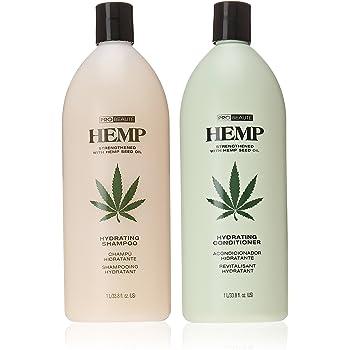 Hemp Hydrating Shampoo and Hydrating Conditioner DUO, 33.8 Oz each