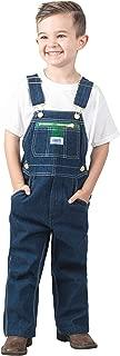 Little Pre-School Boy's Denim Bib Overall