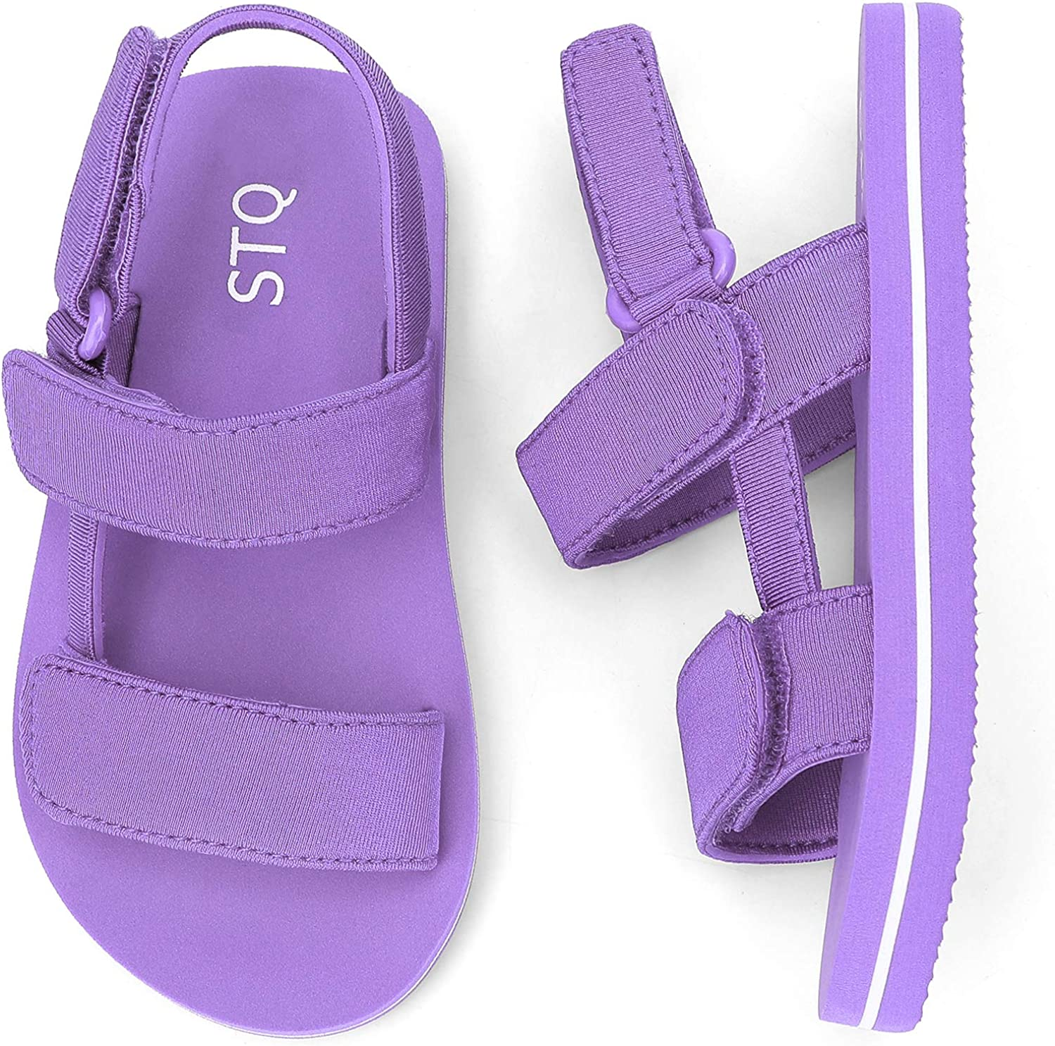 STQ Toddler Sandals Boys Free shipping anywhere in the nation Shipping included Girls Soft Open Beach Outdoor Toe Summe