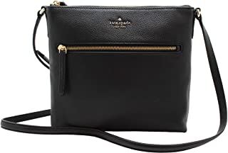 Jackson Pebbled Leather Shoulder/Top Zip Crossbody Bag