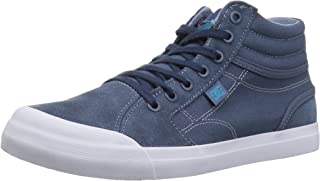 DC Kids Youth Evan Hi Skate Shoes