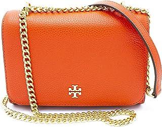 Tory Burch 67332 Red Carter Shrunken Women's Shoulder Bag