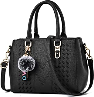 Sponsored Ad - YNIQUE Satchel Purses and Handbags for Women Shoulder Tote Bags