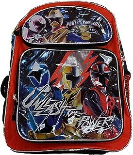 """Saban's Power Rangers Large Backpack 16"""" x 12"""" - ToysZone.biz"""