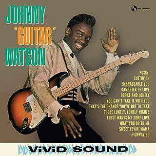 Johnny Guitar Watson (Debut Album) [Vinilo]