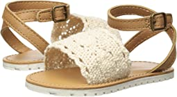 First Steps Crochet Sandal (Infant/Toddler)