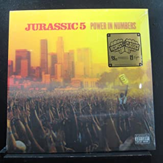 Jurassic 5 - Power In Numbers - Lp Vinyl Record