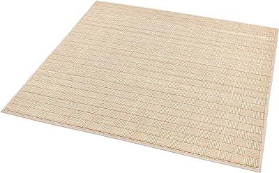 大島屋 竹 ラグ リヤド ふんわりラグ ナチュラル 約180×240cm