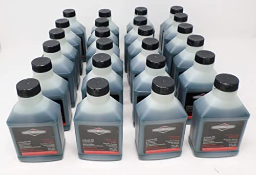 new arrival Briggs & outlet sale Stratton 2-Cycle Oil new arrival - 8 Oz. 272075 (Case of 24) outlet online sale
