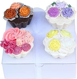 birthday cupcake soap