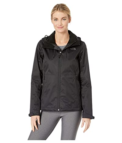 The North Face Arrowwood Triclimate(r) Jacket (TNF Black/TNF Black) Women