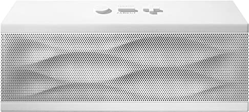 Jawbone Jambox Special Edition Bluetooth Speaker - White Wave (Discontinued by Manufacturer)