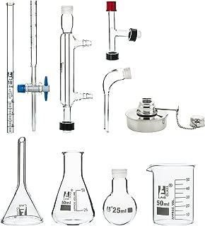 25ml Micro Glass Distillation Kit - 9 Pieces - Eisco Labs