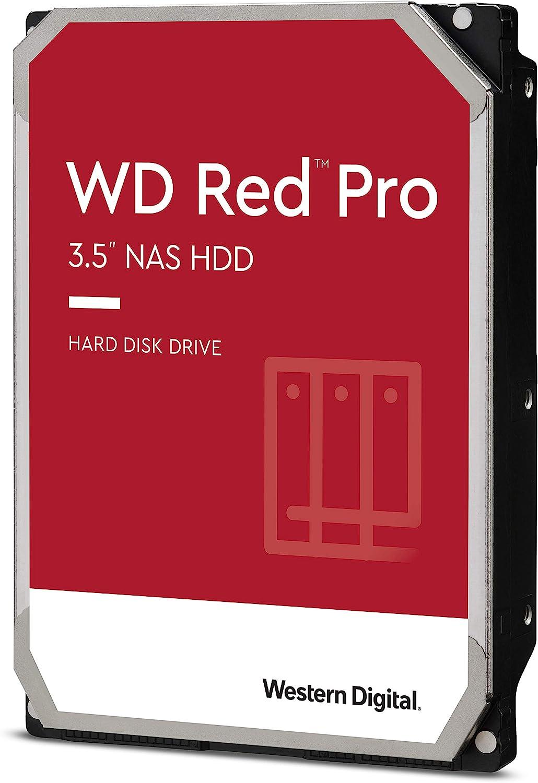 Disco Rigido Western Digital 10tb Wd Red Pro Nas 7200 Rpm