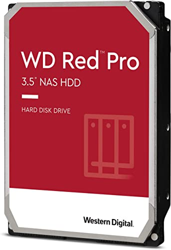 """discount Western Digital outlet sale 10TB WD Red Pro 2021 NAS Internal Hard Drive HDD - 7200 RPM, SATA 6 Gb/s, CMR, 256 MB Cache, 3.5"""" - WD102KFBX sale"""