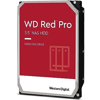 """Western Digital 4TB WD Red Pro NAS Internal Hard Drive - 7200 RPM Class, SATA 6 Gb/s, CMR, 256 MB Cache, 3.5"""" - WD4003FFBX"""