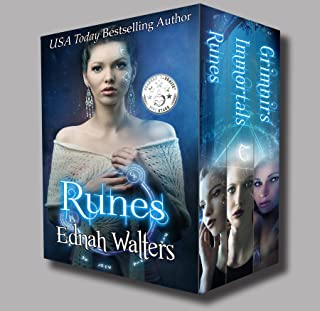 Runes Boxed Set (Books 1-3, YA Paranormal Romance): Runes Series