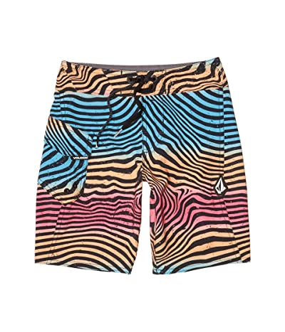 Volcom Kids Filbert Stripe Mod (Big Kids) (Multi) Boy