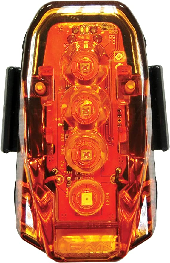 LEZYNE Strip Drive Bicycle Head /& Taillight Set High Visibility LED