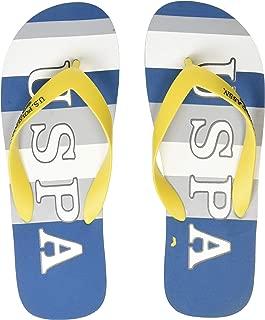 US Polo Association Men's Flip Flops Thong Sandals