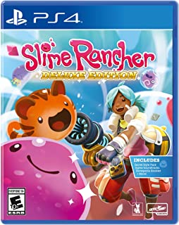 Slime Rancher: Deluxe Edition - PlayStation 4