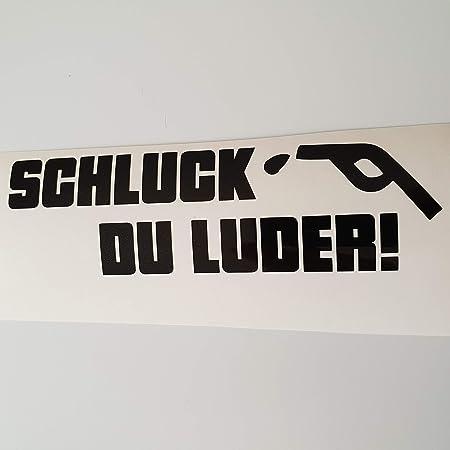 Folien Zentrum Schluck Du Luder Metallic Blau Shocker Hand Auto Aufkleber Jdm Tuning Oem Dub Decal Stickerbomb Bombing Sticker Illest Dapper Fun Oldschool Auto