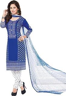 effbf932d7 Amazon.in: Under ₹500 - Dress Material / Ethnic Wear: Clothing ...
