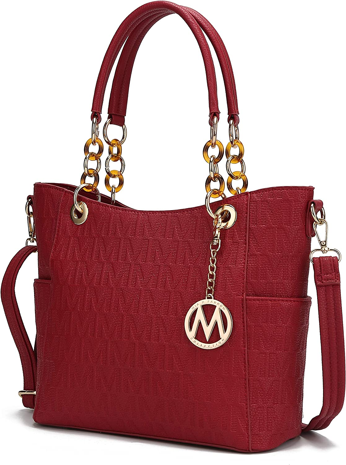 Max 67% OFF Mia K Collection Shoulder Bag for PU Pocketbook T Cheap sale Leather Women