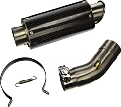 Hotbodies Racing 50801-2400 Carbon Fiber Slip-On MGP Exhaust Canister