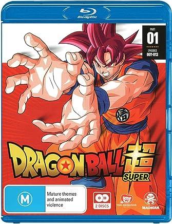 Dragon Ball Super Part 1 (Blu-ray)