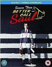 Better Call Saul Season 3 [Blu-ray Region Free](Import)